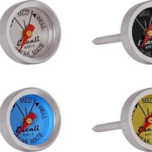 Escali ESCALI Easy Read Steak Thermometers (4 pack)