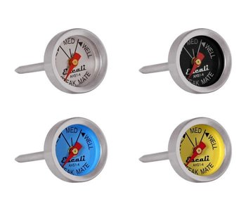 ESCALI Easy Read Steak Thermometers (4 pack)