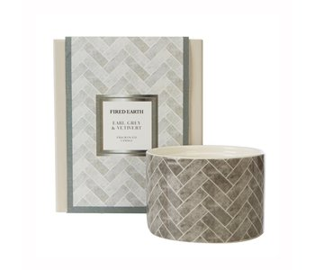 Scented Candle EARL GREY & VERVRT-Large