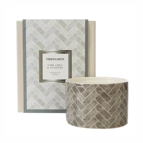 Way Lyrical Scented Candle EARL GREY & VERVRT-Large