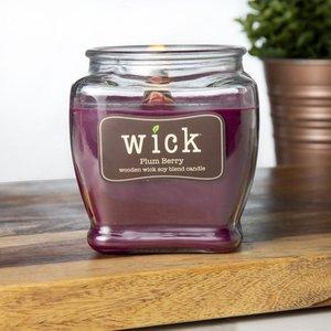 Wick Wood Wick Plum Berry 15oz