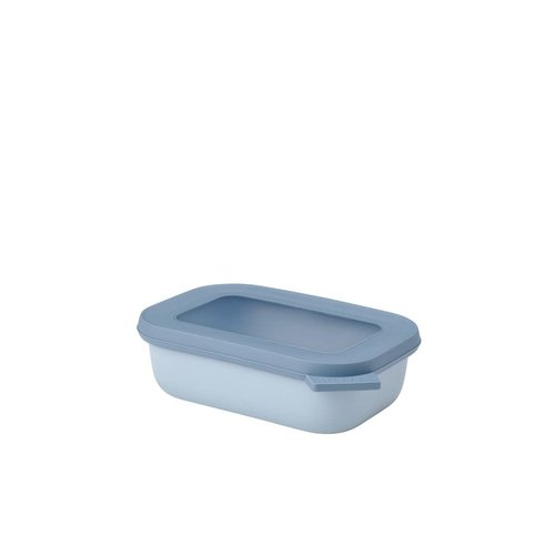 Rosti CIRQULA Multi-Bowl 500ml. Nordic Blue Rectangular