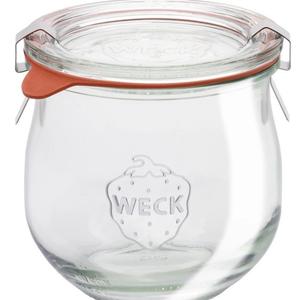Weck WECK Tulip Jar .25L