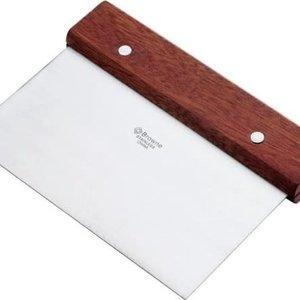 Browne Dough Cutter/Scraper Wood Handle