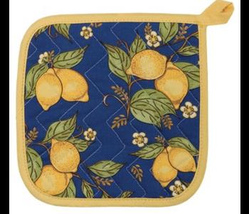 Pot Holder Classic Assorted Set/2 Provencal Lemons