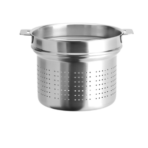 Cristel USA Inc. CRISTEL Steamer/Pasta Pot Insert for 5 qt 20cm