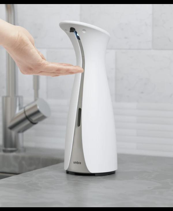 OTTO Automatic Soap Dispenser Wh/Grey