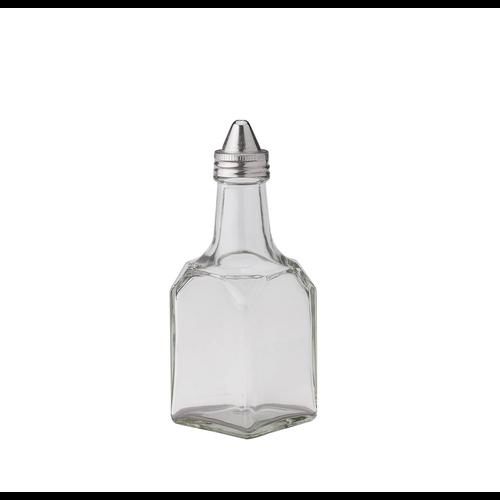 Carol's Nicetys Oil / Vinegar Dispenser 5 oz OLD FASHIONED SQUARE