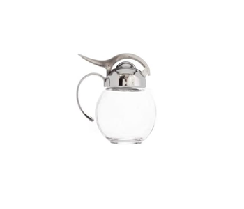 Honey / Syrup Dispenser 10 oz Glass ROUNDED