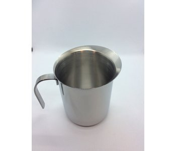Frothing Pitcher 880 mL Stainless Steel Large