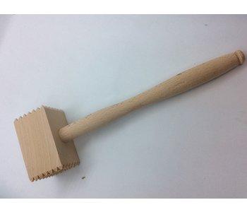 Meat Tenderizer Wood Mallet