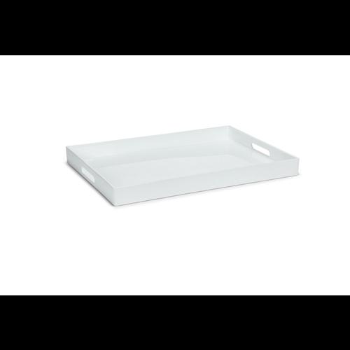 Abbott Serving Tray Rectangular White 14x19 inches