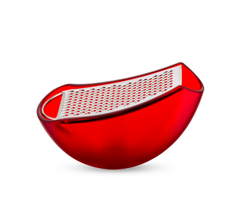 ALESSI Cheese Grater RED