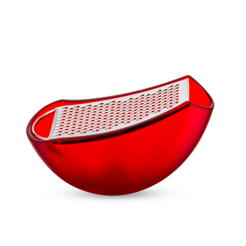 Alessi ALESSI Cheese Grater RED