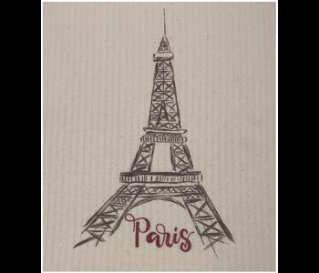 Swedish Cloth Eiffel Tower