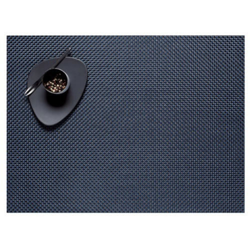 Chilewich Placemat Basketweave NAVY