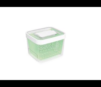 OXO GREEN SAVER Produce Keeper 4.3 QT/4 L.