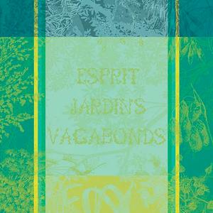 Garnier Thiebaut Garnier Thiebaut Tea Towel Esprit Jardin