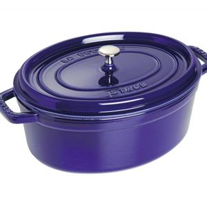 Staub Dutch oven 5.75 qt STAUB Blue