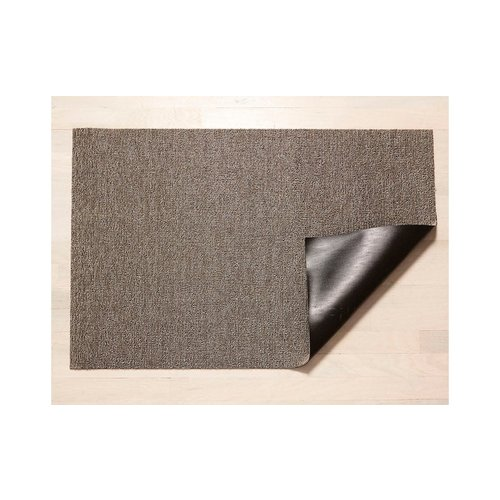 Chilewich Doormat Heathered Shag PEBBLE 18x28 inches