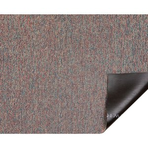 Chilewich Doormat Heathered Shag COTTON CANDY 18x28 inches