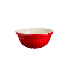 Mason Cash MASON CASH Mixing Bowl 24cm RED
