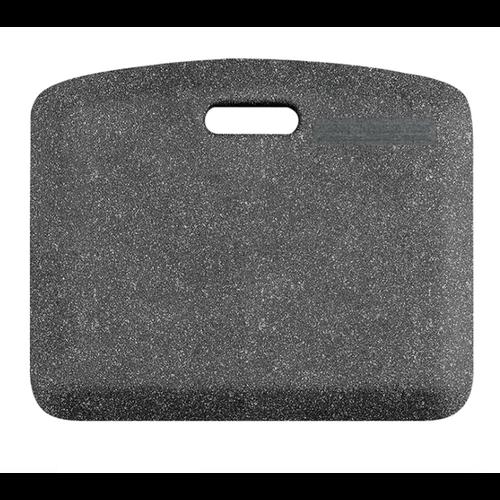 Wellness Mats WELLNESS Companion Mat Granite Steel 18 x 22 ins.