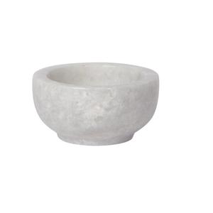 Danica Bowl Marble White 3 inches