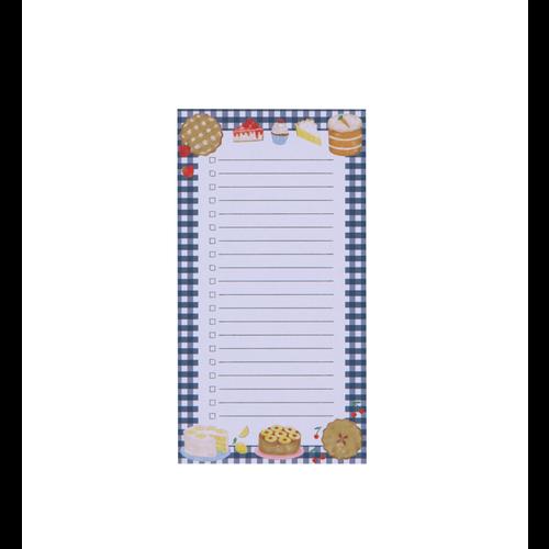 Danica Notepad List It Sweeter Times
