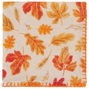 Danica Napkin Autumn Harvest Print