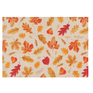Now Designs Placemat Autumn Harvest Print