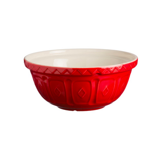 Mason Cash MASON CASH Mixing Bowl 26cm / 3.5 Litre RED