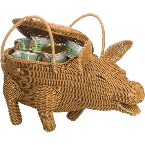 Saleen Piggy Basket