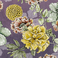Napkin Lunch Paper BLOSSOM TALE LILAC