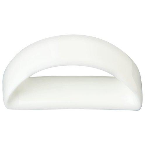 IHR Napkin Ring Bone China WHITE