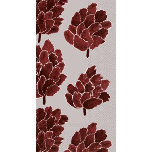 Carsim Napkin/Guest Towel Paper KAPYKUKKA LIGHT GREY