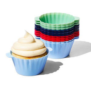 OXO OXO SILICONE BAKING CUPS/ SET OF 12