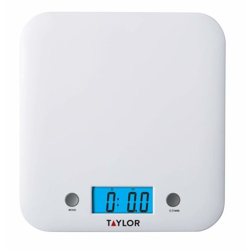 Taylor TAYLOR Ultra Thin Digital Kitchen Scale