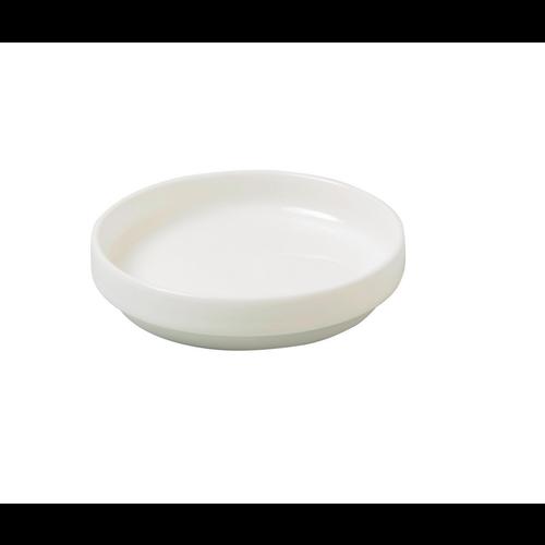 Carsim Candle Holder/Coaster Porcelain Small