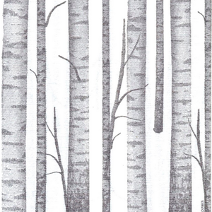 OCD Napkin Dinner PAVIOT Wood Grey