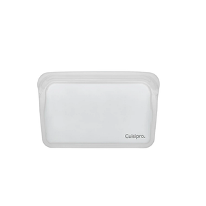 Cuisipro CUISIPRO 400ml Silicone Pack-it Bag - CLEAR