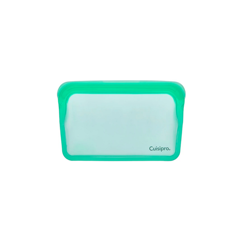 Cuisipro CUISIPRO 400ml Silicone Pack-it Bag - GREEN