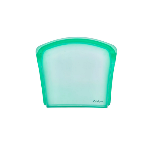 Cuisipro CUISIPRO 800ml Silicone Pack-it Bag - GREEN