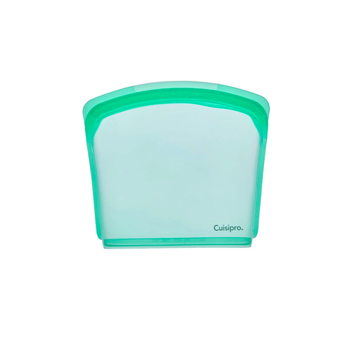 Cuisipro CUISIPRO 2000ml Silicone Pack-it Bag -GREEN