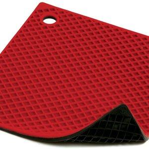 NORPRO Silicone Pot Holder/Trivet RED