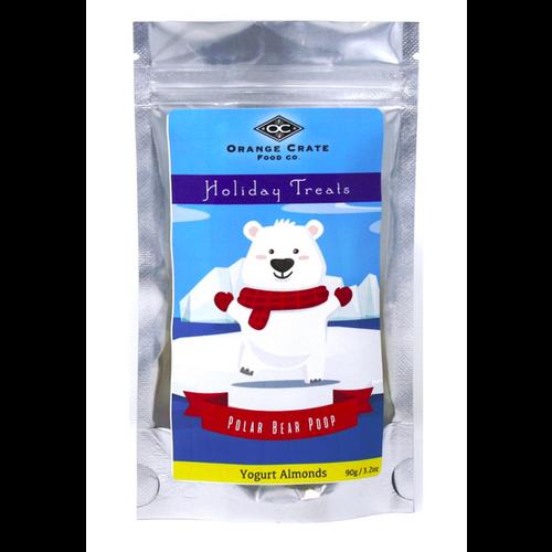 Premier Gift Polar Bear Poop - Yogurt Almonds