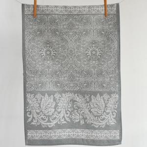 Linenway Tea Towel Carmen Grey