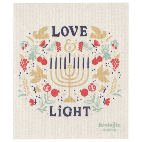 Swedish Cloth Swedish Cloth Christmas Love & Light