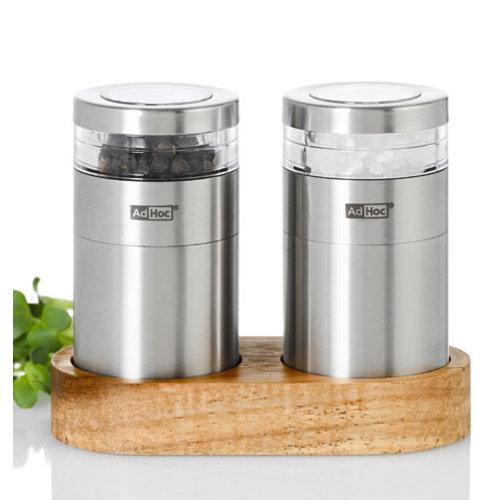 Adhoc ADHOC MOLTO Pepper/Salt Mill