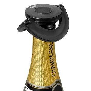 Adhoc ADHOC GUSTO Champagne/Sparkling Wine Stopper BLACK